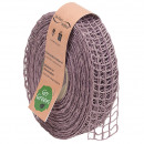 Linen band Nature Alma width 40mm, length 20m, old